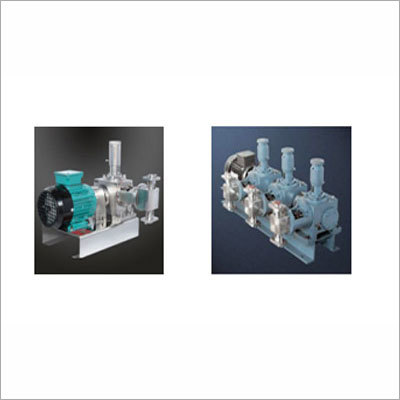Plunger Type GMP Pumps