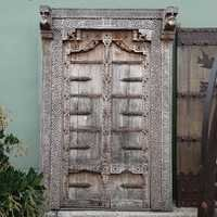 vintage furniture-door