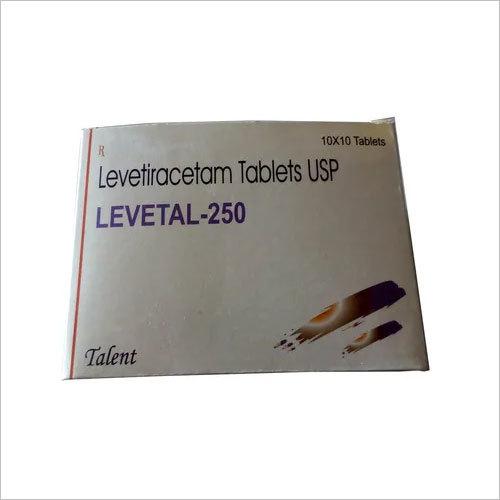 Levetiracetam 250 mg tablets