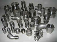 Steel Pipe Forge Fittings