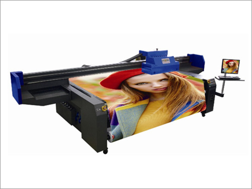 UV Printer - Glass Printing