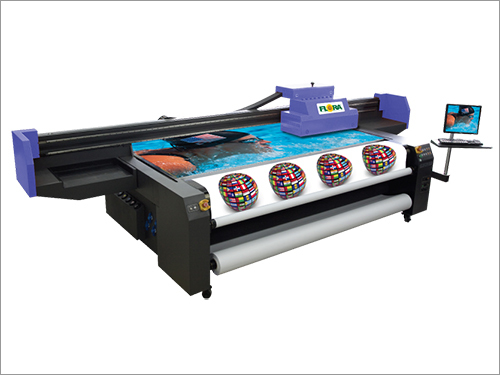 UV Glass Printer