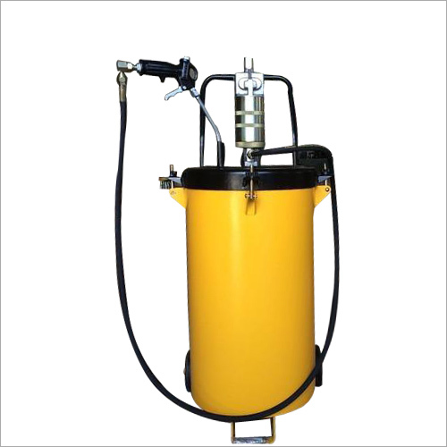 Oil Drainer Machine