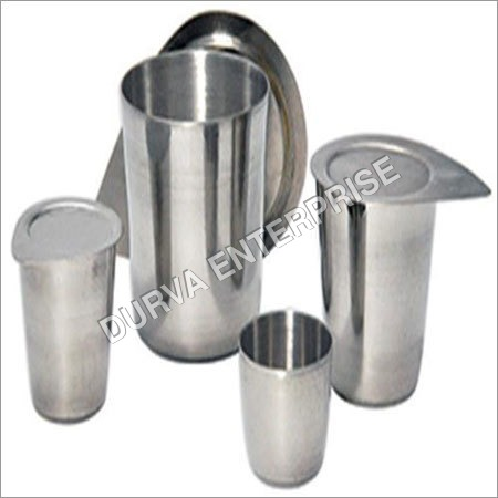 Nickel Crucibles