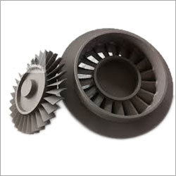 Jet Engine Rotors Castings