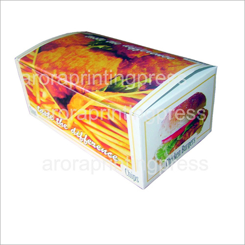 ARORA chicken paper packaging box , medium fc1 , 177x105x70mm , 300 pcs