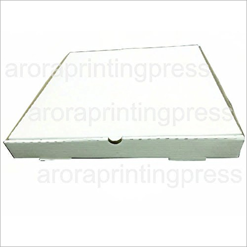 ARORA Pizza box 12x12x1.5 Inches corrugated (pack of 10 pcs)