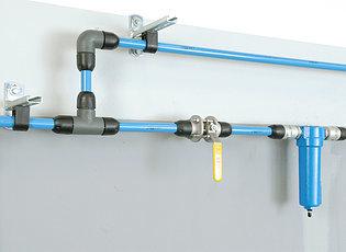 Compressed Air Pipeline