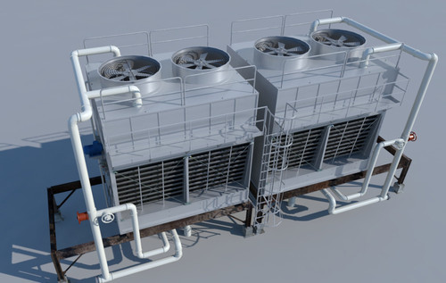Cooling Tower Pipeline