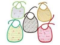 Washable Baby Bibs