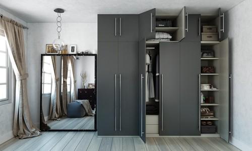 Wardrobe and Loft