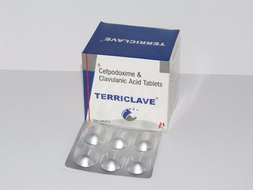 Cefpodoxime 200mg with Clavulanic Acid 125 mg
