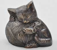 CAT CREMATION URNS