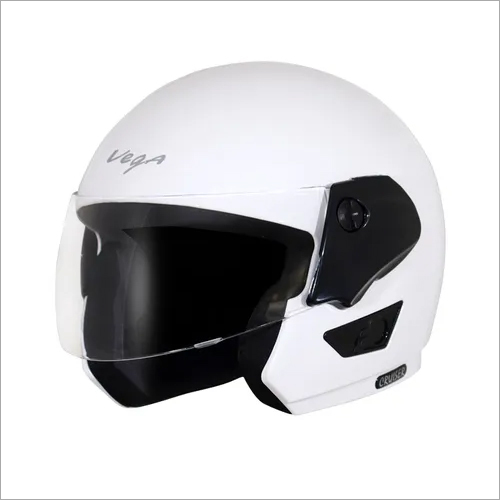 CRUISER RED HELMET