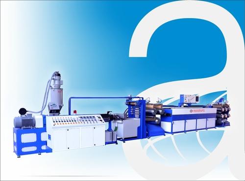 PP Tape Fibrillating Plant