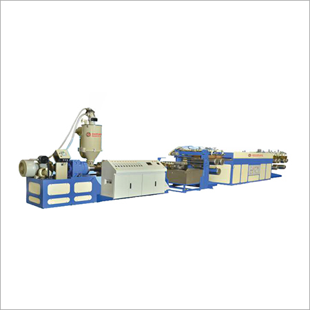 PP Tape Fibrillating Extrusion Plant