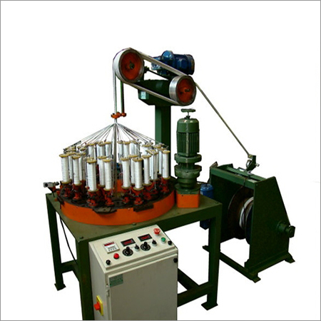 Rope Braiders Machine