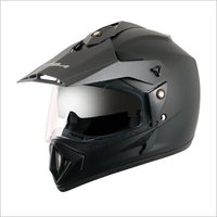Off Road D/V Dull Black Helmet