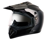 Off Road D/V Black Helmet