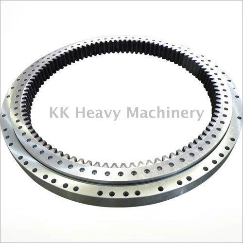 Excavator Swing Bearing - K  K  HEAVY MACHINERY & SERVICES PVT  LTD