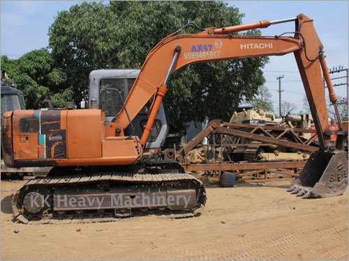 Excavator Hitachi Landy