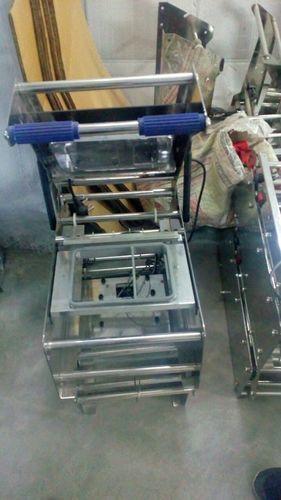 Cup Sealer Machine/Thali Sealing Machine