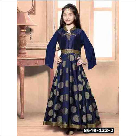 Kids Traditional Gown