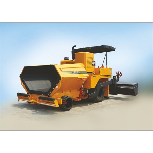 Mechanical Road Paver