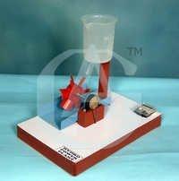 Model Of Water Turbine