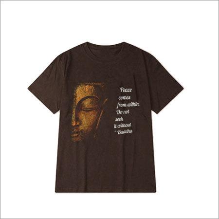 Mens Customize Print T-Shirt