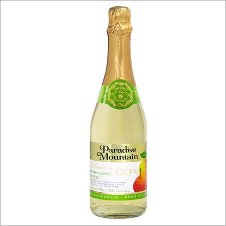 Sparkling Fruit Juice Drink Non Alcoholic Paradise