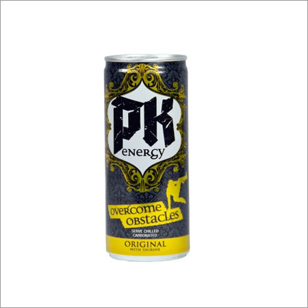 PK Energy Drink Canned