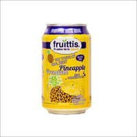 Pineapple Fruit Juice Drink Fruittis Canned