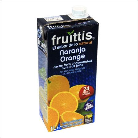 Fruittis Orange Nectar Juice Drink