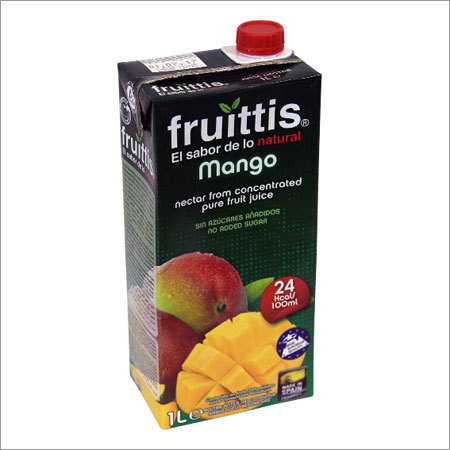 Fruittis Mango Nectar Concentrate Juice