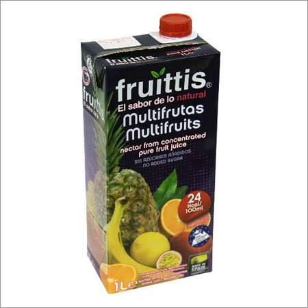 Fruittis Multifruits Nectar Fruit Drink