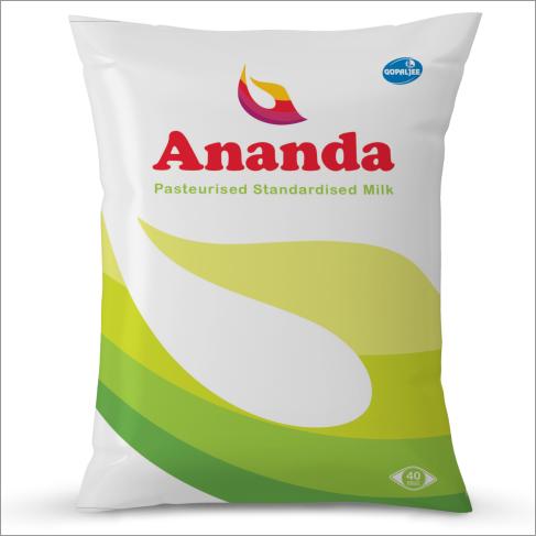 Pasteurized Standardized Milk