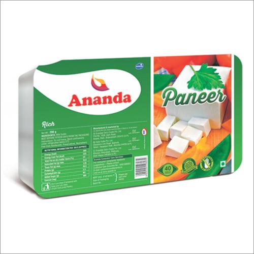 Ananda Rich Paneer