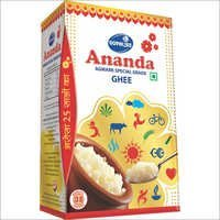 Ananda Ghee 1 Ltr Tetra Pack