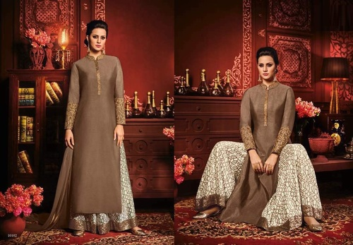 Thapa Silk Indo Western Suit Shopping Online