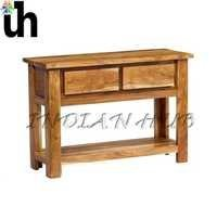 Console wooden Table