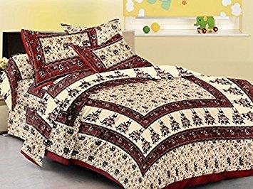 Jaipuri Bedding Set