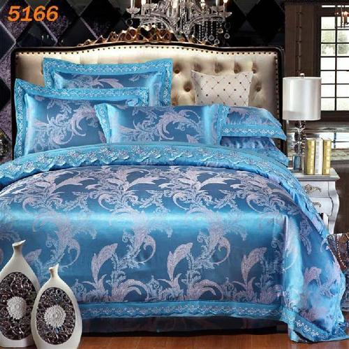 Silk & Fancy Bed sheet