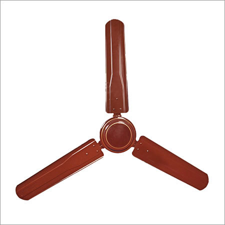Bullet Brown Ceiling Fan