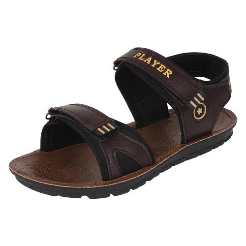 Sporter Men/Boys Brown-938 Casual Sandals