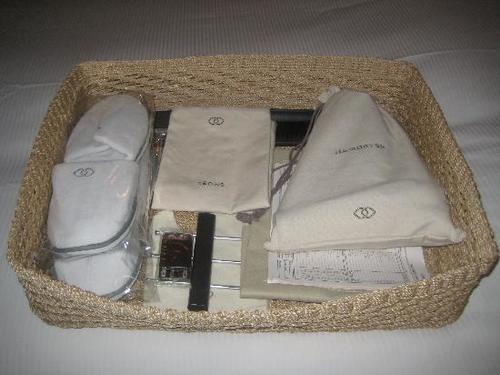 Disposable Hotel Items