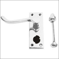 Die Cast Lever Scroll Privacy