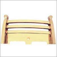Bauhaus Brass Fire Frets