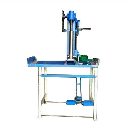 Double Pedal Agarbatti Making Machine