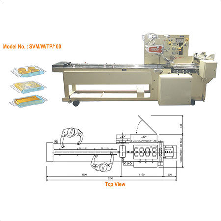 Industrial Uniwrap Wrapping Machine